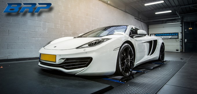 MC LAREN MP4-12C 625hp (Stage 2)