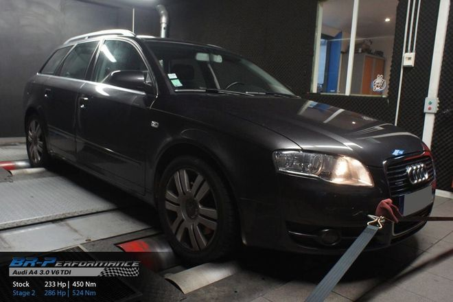 Audi A4 B7 3 0 V6 Tdi Stage 2 Br Performance Luxembourg
